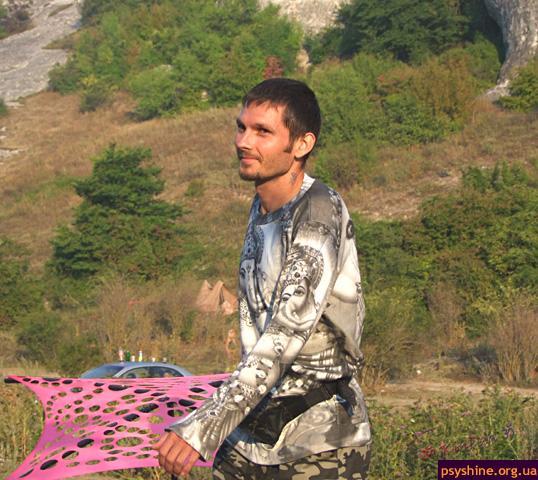 DJIM полянка, горы и транс... красота)