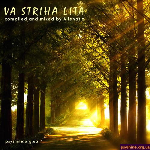 Striha Lita 2009 compiled and mixed by Alienatix