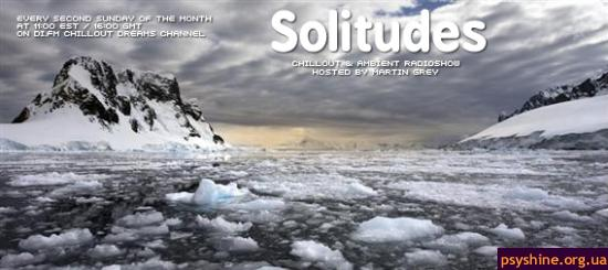 Solitudes 020 with Martin Grey - Incl. DJ Mark Egorov Guest Mix