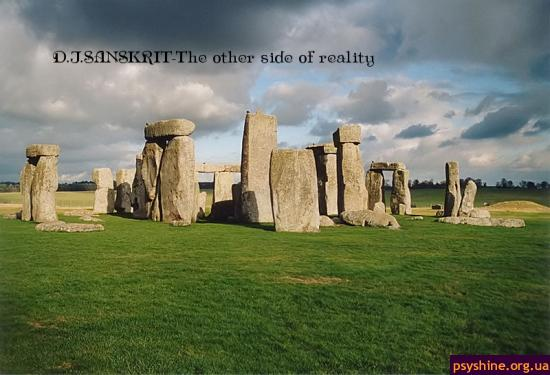 Sanskrit - The Other Side Of Reality