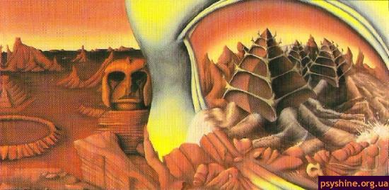 Сидония - Марсианские Хроники IV