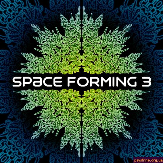 Various Artists — Space Forming Vol.3 2011
